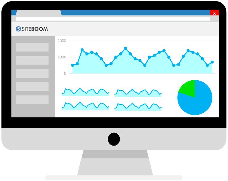 Analítica Web SiteBOOM