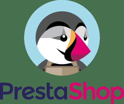 Tiendas online PrestaShop - Prestashop logo