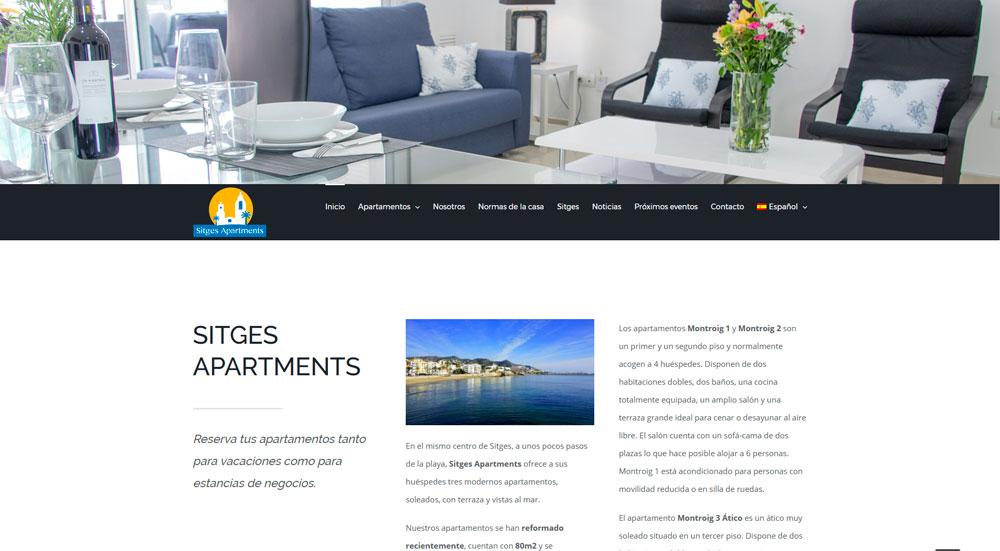 sitgesapartments.es - Sitges Apartments Alquiler turístico