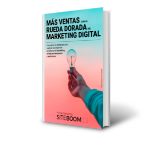 ebook «Más Ventas Con La Rueda Del Marketing Digital» Conceptos de estrategia para explorar los máximos beneficios del marketing onlinepara empresas y autónomos